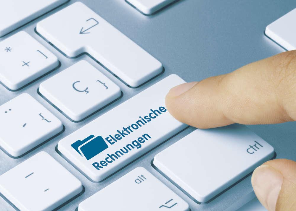 Elektronische Rechnung